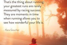 Run for life<3 / by Tori Johnston