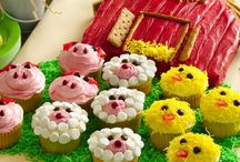 Aiden cupcakes