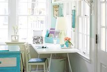 Workspace / by Kristen Blodgett