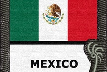 Mexico - Places to See, Recipes + Things to Do! / This board celebrates MEXICO and includes our #indeegear sleeve with the country flag for your #luggage while traveling or for use on other #bags and #backpack.  This board also includes #recipes #travel tips #destinations #photos #gift #ideas and #quotes -- #funny and #inspirational! Enjoy!