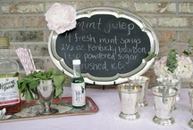Eco-chic Derby love / by Emerald Events & Weddings