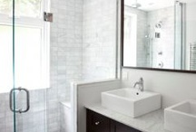 Master Bath / by Veronica Barrio