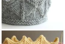Accessories / Accessories Knitting Patterns