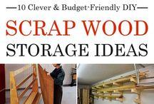 scrap wood ideas