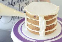 cake making: technics etc.