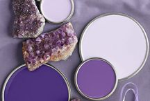 Ultra Violet: Pantone inspired Interior