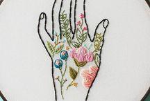 bordados a mão Aldri