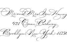 Wedding Stationary / by Elizabeth Johnson