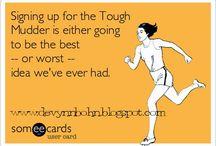 Tough Mudder Countdown