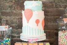 C's Birthday Parties Dream Board / Birthday party ideas for little baby girl.