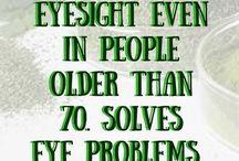 improves eyes