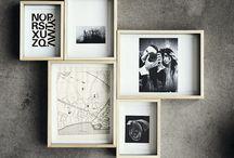 WALLSPIRATION / Inspiration for wall art, framing, and artwork displays.