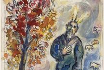 Chagall- christ