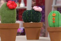 cactus de tela / by ines filippini