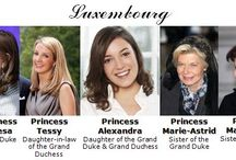 Royal family Luxembourg