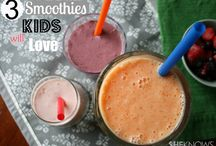Kid-tested Smoothies
