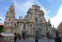 Murcia, España / Qué ver y hacer en Murcia, guía turística completa de la ciudad. http://queverenelmundo.com/Espana/Murcia/Capital/Que-ver.php