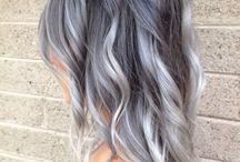 Crazy hair ideas :) / Hair color