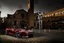 Aston Martin Vanquish / Aston Martin Vanquish
