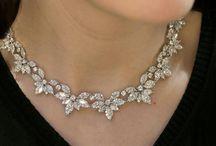 Бриллиантовые ожерелья