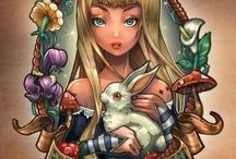 (L) Alice