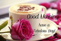 GOOD MORNING - GOOD NIGHT