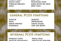 PCOS.polycystic.ovarian.syndrome. / by Jenny Freer