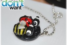 PolymerClay_bugs & snails / Butterflies, snails, spiders, ladybugs...