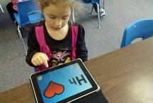 iPad apps for the girls  / by Keri Davis