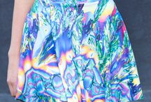 psychedelic fashion