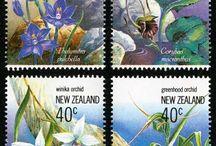 Stamps / Estampillas