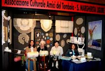 Lace Organizations - Italy and Malta / National and local organizations promoting lace in Italy