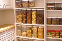 Ledews Pantry / At HouseOrganized, our goal is to create beautifully efficient spaces.  Whether it's the kitchen pantry, or a glorious closet.  The end result should make your life easier / by HouseOrganized