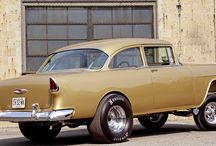 """Classic Cars """"Gassers"""" / by Mackan"""