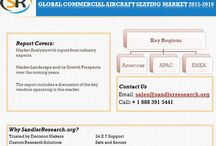 Commercial Aircrafts Market Research Reports