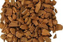 Organic Ceylon Cinnamon chips