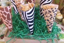 safari party theme