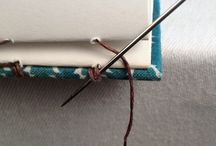 book sewing