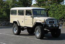 OLD SUV
