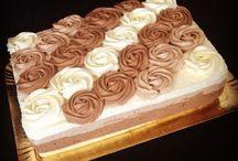 gâteaux trois chocolats