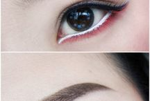 makeup ideas :D