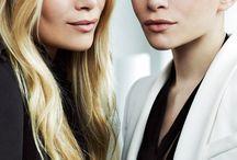 Olsen Twins inspiration