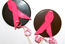 Think Pink October / Breast Cancer awareness month. In our support for Cancer, Enjou Chocolat proudly donates chocolates every month to the cancer patients at Atlantic Health in Morristown, New Jersey.