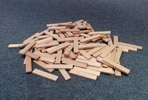 100 KAPLA blocks or less / What can you build with 100 KAPLA blocks?