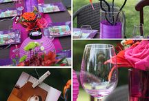 Party Ideas / by Kuulei Martins