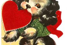 Vintage Valentimes / by Debbie Bailey Ray