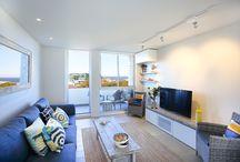 Azure | Bondi Beach / Two bedroom apartment located in the heart of Bondi Beach.