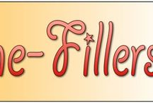 Time Fillers / Filling time with a quick activity or game
