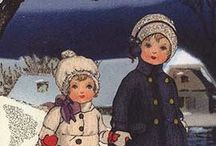 VINTAGE XMAS IMAGES