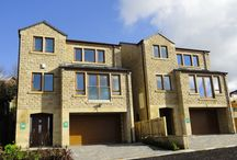 Woodsome View, Mirfield / A select development of just six large 4 bedroom detached family homes, situated in a quiet cul-de-sac with spectacular views of the surrounding countryside.